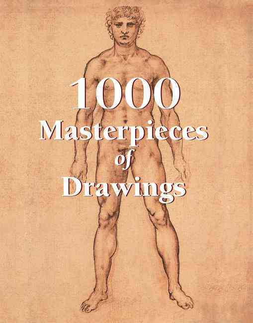 1000 Masterpieces of Drawings By Charles, Victoria/ Carl, Klaus H